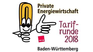 TG Private Energie BaWü Tarifrunde 2018