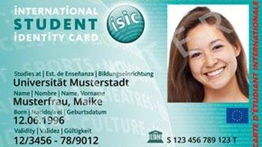 International Student Identity Card